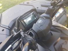 CF-MOTO CForce 625 DLX EPS LOF Touring 4×4