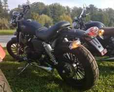 Leonart Heritage 125 black