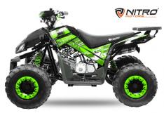 Rizzo RS7-A midi Quad 125cc 7 Zoll Automatik + RG Platin Line
