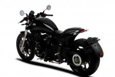 Leonart PILDER 125 black Euro5
