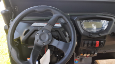 Linhai LM 1100 Diesel Kubota inkl. Vollkabine mit Heizung